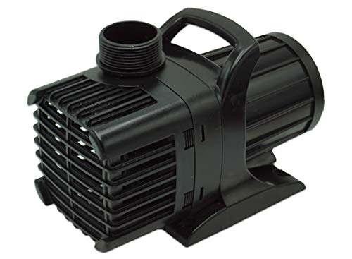 - Aqua Pulse 3,000 GPH Submersible Pump for Ponds, Water Gardens, Pondless Waterfalls and Skimmers