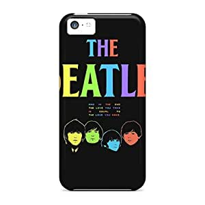 Hot XsgOobu1317Tgtbw Case Cover Protector For Iphone 5c- The Beatles