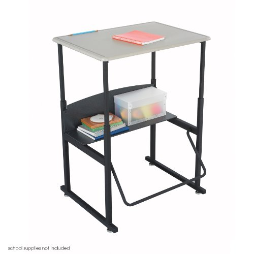 Safco Products AlphaBetter Adjustable-Height Desk