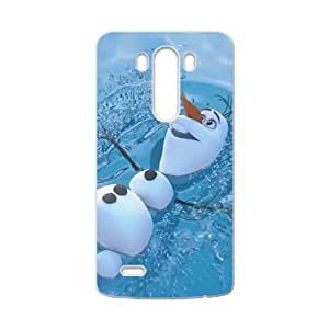 Frozen practical fashion lovely Phone Case for LG G3 by ruishername