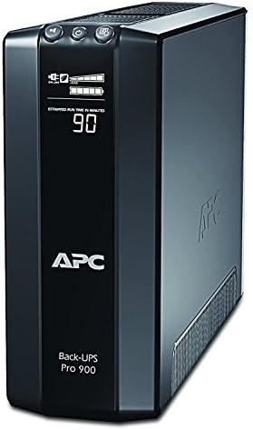 APC Back UPS PRO Schuko uitgangen 900 VA Leistung