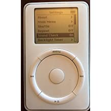 Apple iPod 20 GB White M8741LL/A (2nd Generation)  (Discontinued by Manufacturer)
