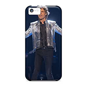 Iphone 5c KAH16701nIhf Allow Personal Design Trendy Kid Rock Band Pictures Shock Absorbent Hard Phone Cases -CristinaKlengenberg