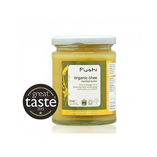Fushi Organic Ghee 250g - (Pack of 6) by Fushi Wellbeing