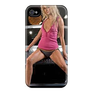 PDn4619iCIl Fashionable Phone Case For Iphone 4/4s With High Grade Design