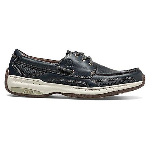 US Mens 16 Navy Captain 4E Dunham Navy 6nPxx
