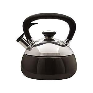 Amazon.com: Copco Fusion 2-Quart Teakettle de acero ...