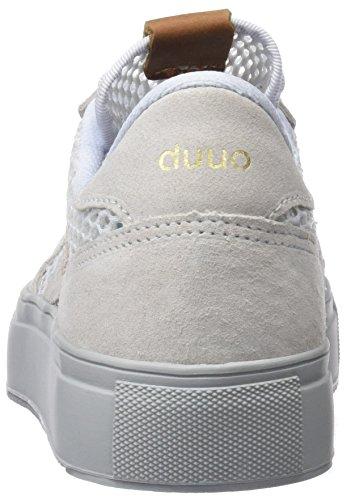 DUUO Radio, Sneaker Donna Blanco (Bianco)