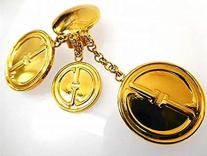 aa1ec0b5e4b8 Amazon.co.jp: (グッチ) Gucci イヤリング ヴィンテージ GG レディース 中古 U275: 服&ファッション小物