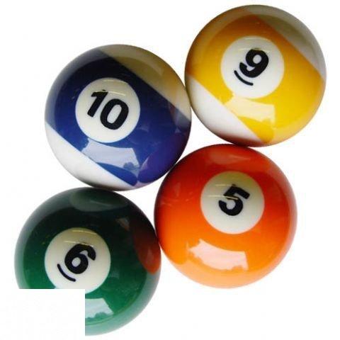 Sterling Replacement Billiard Balls - 9 Ball - Individual Pool Balls