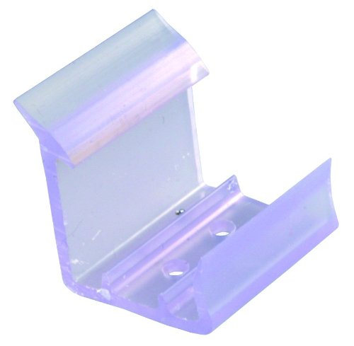 JR Products 20665 Sliding Mirror Door Catch