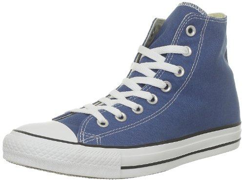 Converse Chuck Taylor All Star Speciality Hi, Zapatillas Altas de Tela Unisex Adulto Azul (Bleu Foncé)