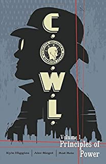 Book Cover: C.O.W.L. Volume 1: Principles of Power