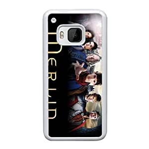 HTC One M9 Cell Phone Case White Merlin AS7YD3567385