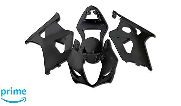 Suzuki Gsxr 1000 03-04 Abs Plastic Painted Black Sportbike Deals AZDS406BCK Body Kit