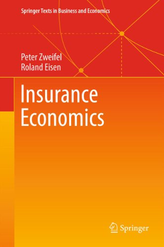 Download Insurance Economics (Springer Texts in Business and Economics) Pdf