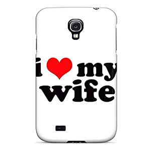 New Arrival Galaxy S4 Case Wife Case Cover