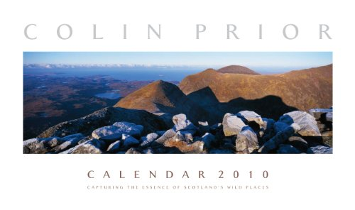 Scotland Panoramic Wall Calendar 2010