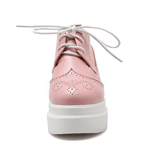 Adee Scarpe col tacco donna, Rosa (Pink), 35