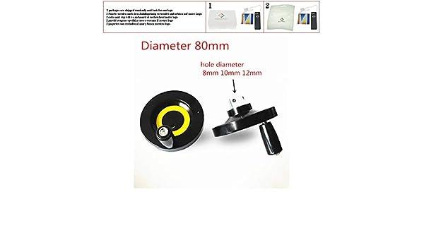 1 pieza CNC 3D impresora T8 tornillo de cabeza T12 T10 tornillo ...