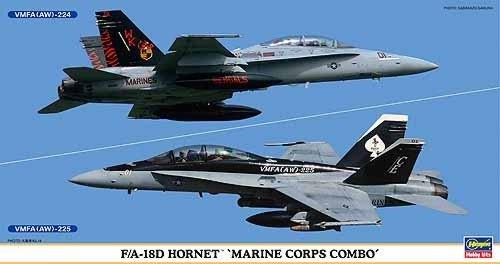 1/72 F / A-18D Hornet Marinko Combo (00.982)