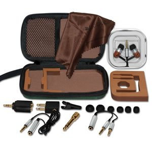 (Southern Audio Services Classic Woodees Travel Kit)