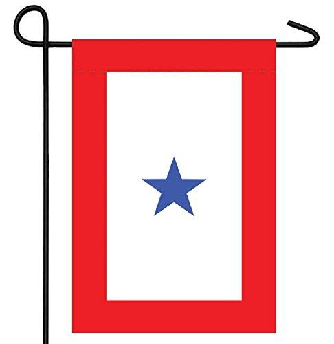 Blue Star Flag - RFCO Blue Star Service (1 Star) 12