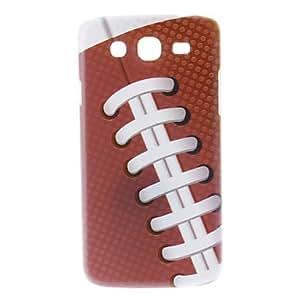 compra Mate bola del estilo del patrón caso duro durable para Samsung Galaxy I9150 5.8 Mega