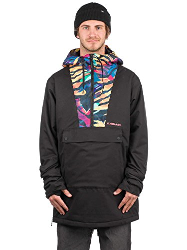 Armada Snowwear Jacket Men Rankin Stretch Anorak Jacket