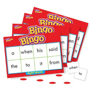 young-learner-bingo-game-sight-words-level-1