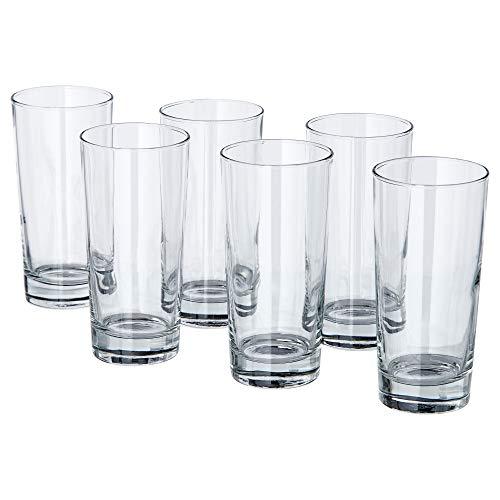 Glasses 921 (IKEA 200.921.07 Godis Glass, Clear Glass)