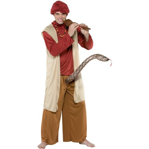 (Snake Charmer Adult Costume - One)