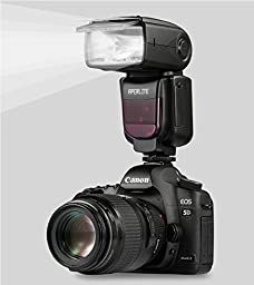 Aperlite YH-700C Professional DSLR Flash Flashlight for Canon Digital SLR Camera [Supports High-Speed Sync, TTL Modes & Wireless Master Control]