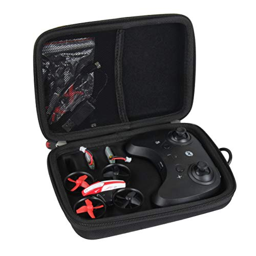 Hermitshell Hard Travel Case for Holy Stone HS210 Mini Drone RC Nano Quadcopter Best Drone