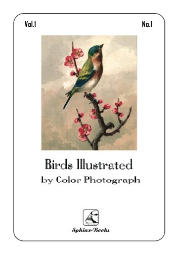 Read Online Birds Illustrated by Color Photograph part one (illustrated edition): english book series (Volume 1) pdf