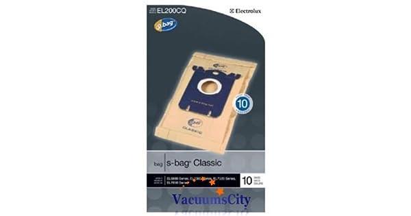 Amazon.com: Electrolux Canister Aspirador clásico tipo S ...
