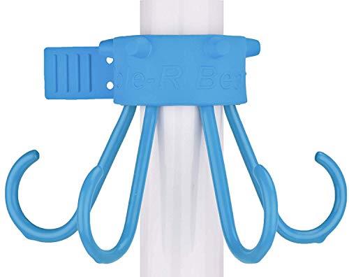 Umbrella Hook for Towels/Camera/Bags by Pole-R Bear (Umbrella Accessories)