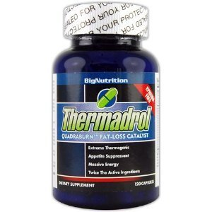 Extreme Appetite Force faim, Energy Enhancer et métabolisme booster contient: - Thermadrol 120 Capsules