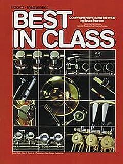 best in class book 1 bb cornet trumpet