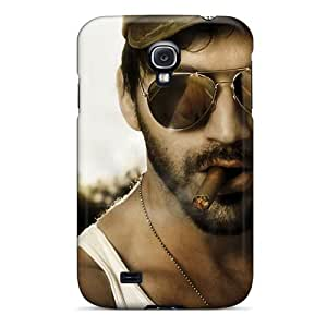 Slim Fit Tpu Protector Shock Absorbent Bumper Military Man Case For Galaxy S4