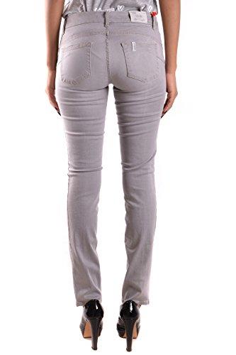 Donna Mcbi191429o Cotone Jo Liu Jeans Grigio 0qwHW6x