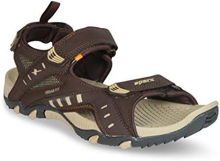 Sparx Men Ss0485g Outdoor Sandals