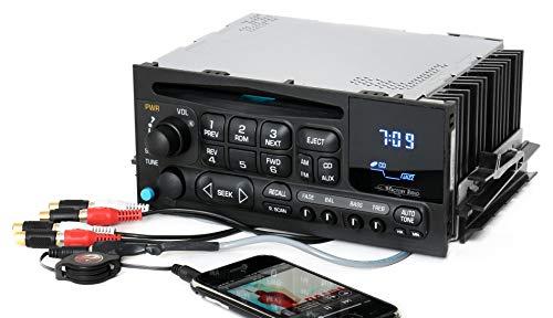 02 silverado radio aux - 9