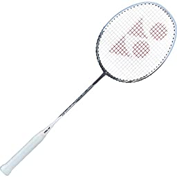 New Yonex Nanoray 10 Badminton Racquet Gun Metal