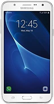 Samsung Galaxy J7 5 5in GSM Unlocked 16GB White 4G LTE SM-J700T Does Not  Work With MetroPCS (Renewed)