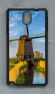 Windmills Samsung Galaxy Note 3 N9000 Case by Shocklock