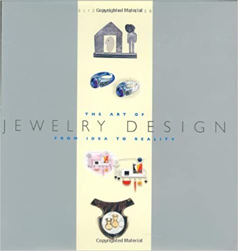 f35b6470e The Art of Jewelry Design: From Idea to Reality (Jewelry Crafts): Elizabeth  Olver: 0035313319907: Amazon.com: Books