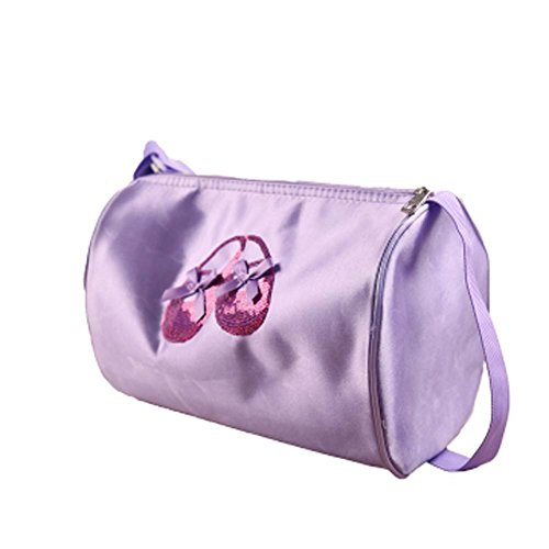 George Jimmy Fashionable Dance Duffle Bags Girls Dance Bag Sport Travel Bag, C by George Jimmy
