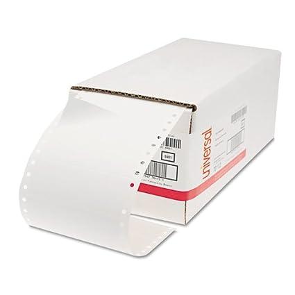 Universal UNV70116 Blanco Etiqueta para impresora autoadhesiva ...