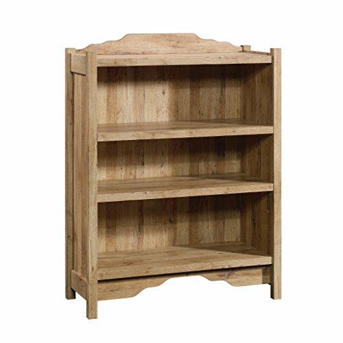 Sauder 420117 Viabella 3 Shelf Bookcase, 35.28